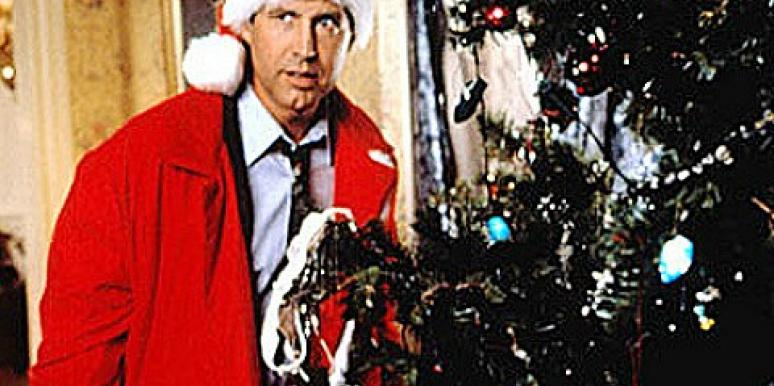 Christmas Vacation Clark Griswold