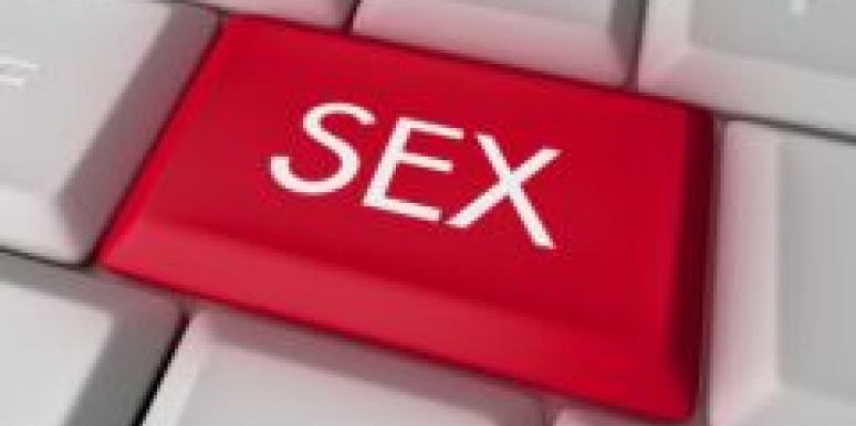 sex button on keyboard