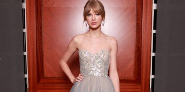 Taylor Swift Wedding Crasher