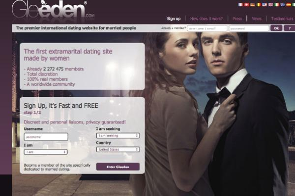 sites for married people