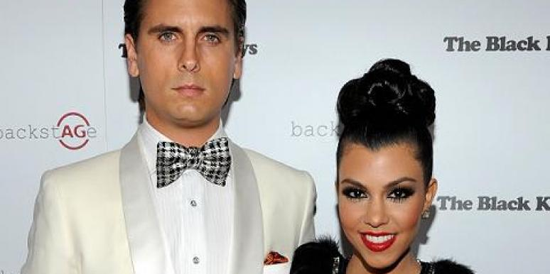 Kourtney and Scott!