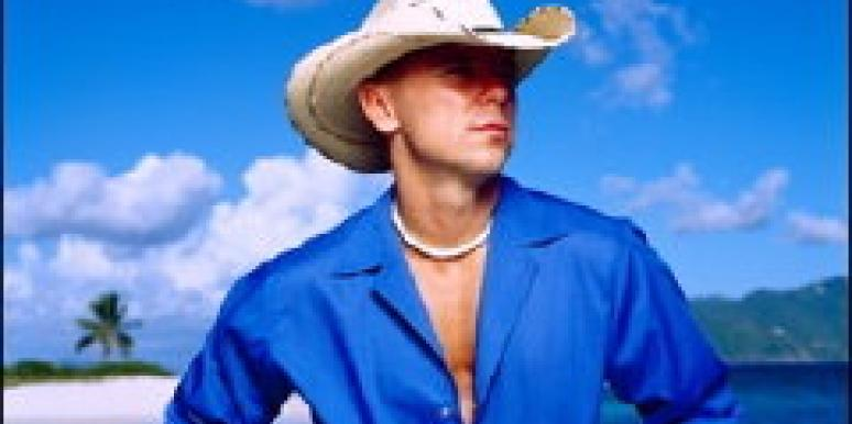 Kenny Chesney Uses Divorce On Album