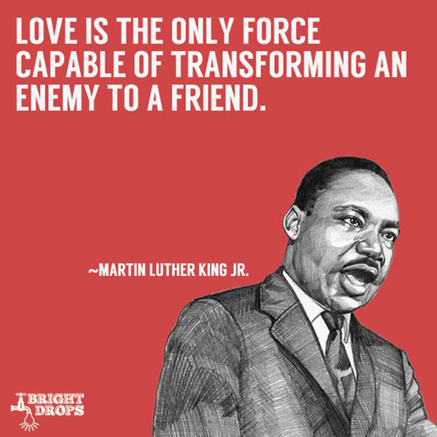 Martin Luther King Jr. Quotes About Love