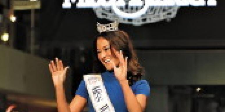 Miss Washington Goes Wild