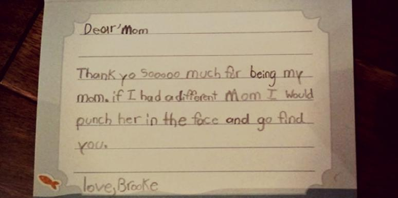 hilarious notes from kids