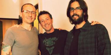 Never Released Audio Interview W/ Chester Bennington On Heavy Metal & Metallica For Metal Hammer