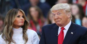 Sources Allegedly Told 'US Weekly' Melania Trump Is MISERABLE In Her Role As First Lady