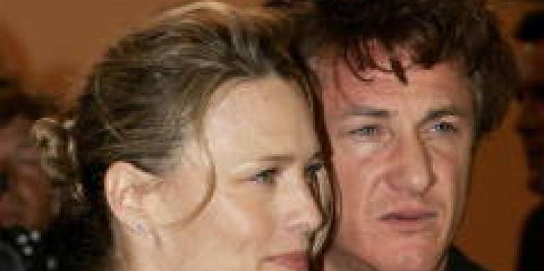 Sean Penn Robin Wright divorce