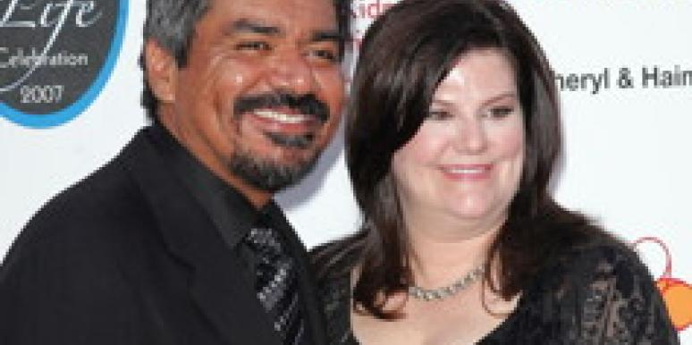 George Lopez Takes His Wife's Kidney And Splits