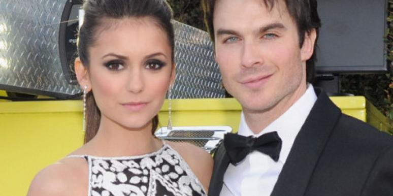 Ian Somerhalder Tweets About Ex-Girlfriend Nina Dobrev?