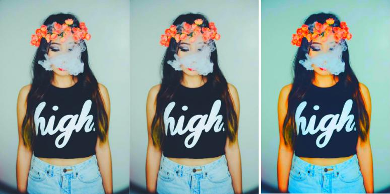 Bisexual Women Are The Biggest Potheads