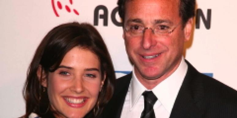 cobie smulders and bob saget