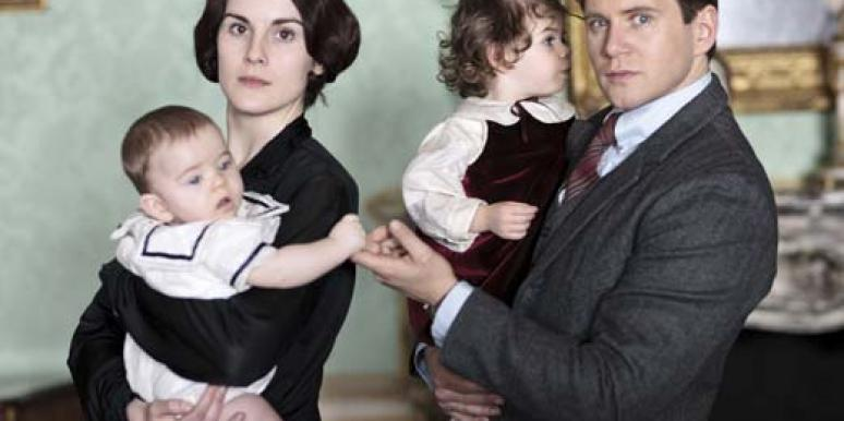 Should Grandparents Interfere? Lessons From Downton Abbey