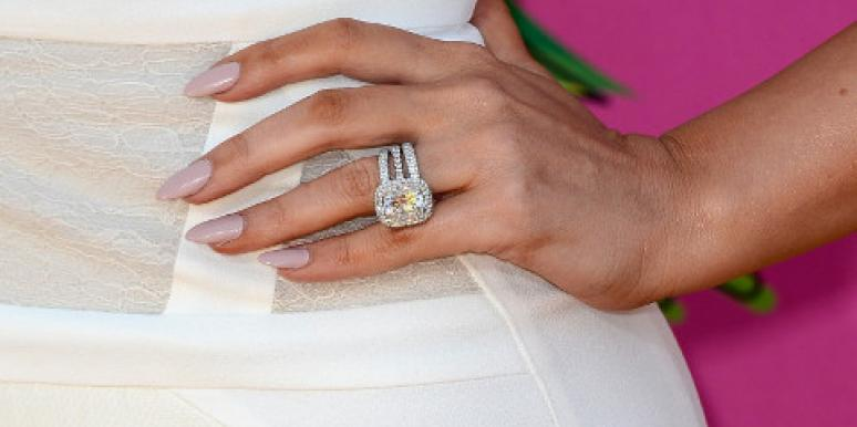 celebrity engagement ring