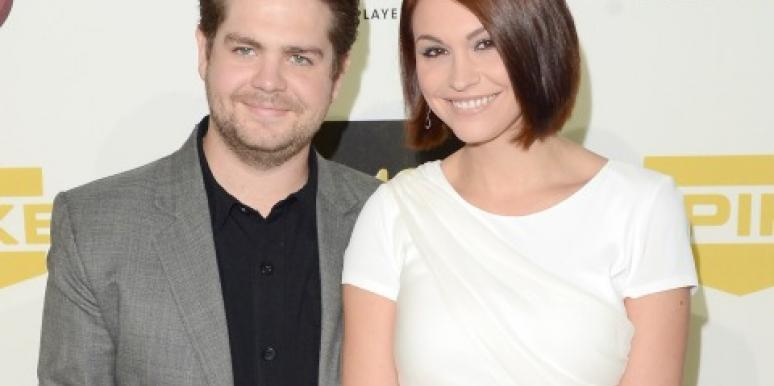 Jack Osbourne & Lisa Stelly