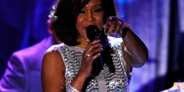 We've Lost A Legend: Remembering Whitney Houston