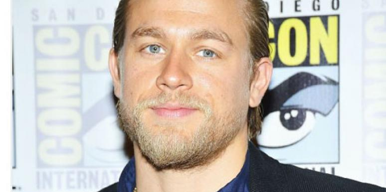 Meet Christian Grey! What You Need To Know About Charlie Hunnam