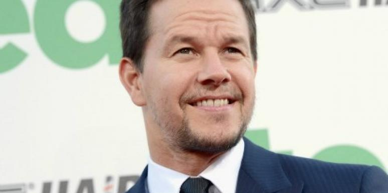 Mark Wahlberg at Ted premiere