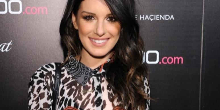 Shenae Grimes Gets Married: See The Black Wedding Dress!