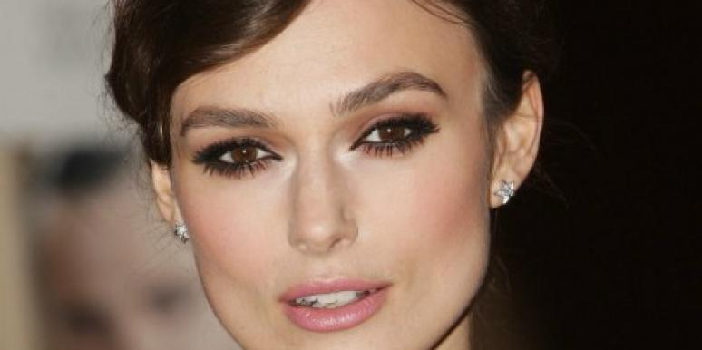 Keira Knightley engagement ring