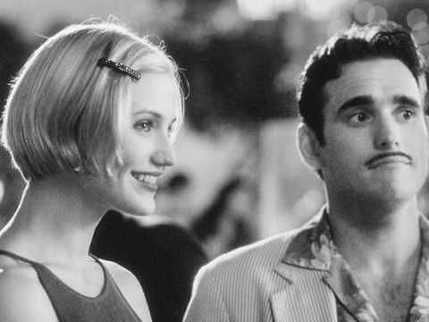 "Cameron Diaz and Matt Dillon in ""There's Something About Mary"" - IMDB"