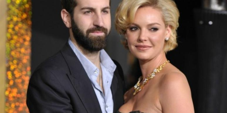 Parents Josh Kelley and Katherine Heigl