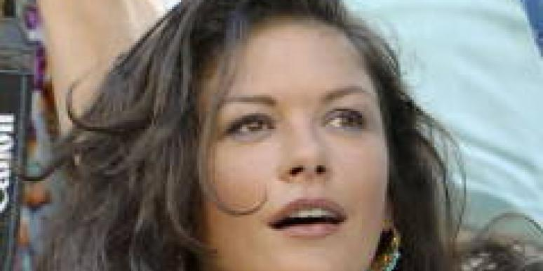 Catherine Zeta Jones celebrity stalkers