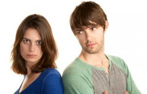 Do women expect too much from men?