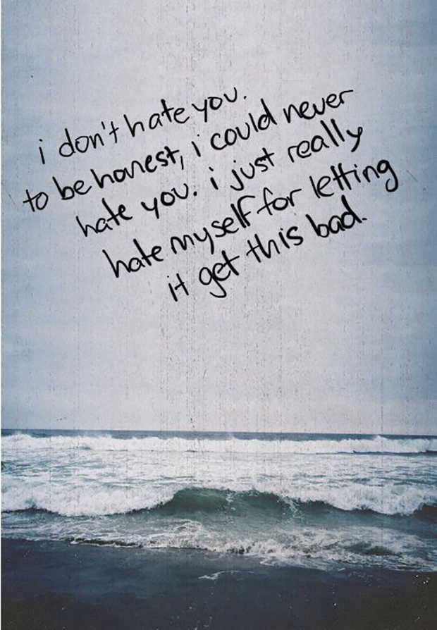 Sad Quotes When You Need To Break Up Your Relationship