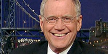 David Letterman extortion