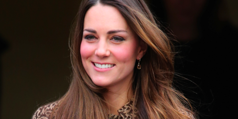 New Kate Middleton Pic! Royal Baby's Mom Channels Marilyn Monroe