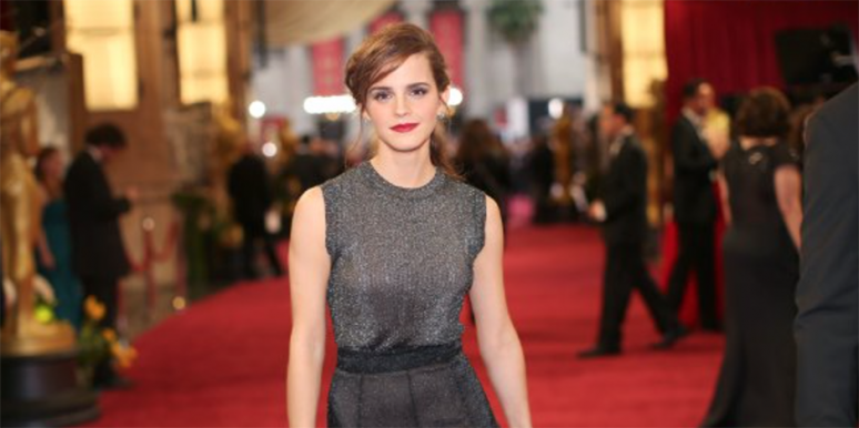 Emma Watson, Prince Harry, Dating