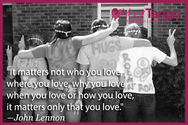John Lennon's Most Inspiring Love Quotes