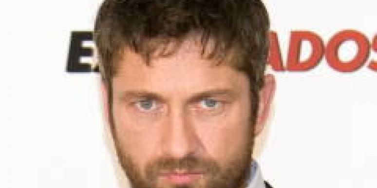 Gerard Butler sexiest good surgeon guide clooney pitt