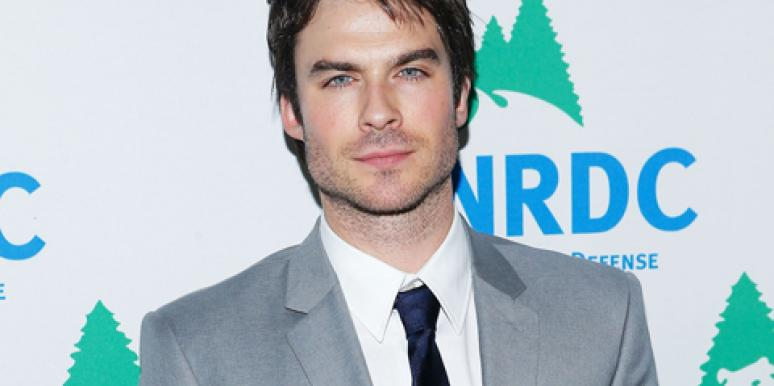 Christian Grey Casting: 19 Reasons Ian Somerhalder Isn't A Fit