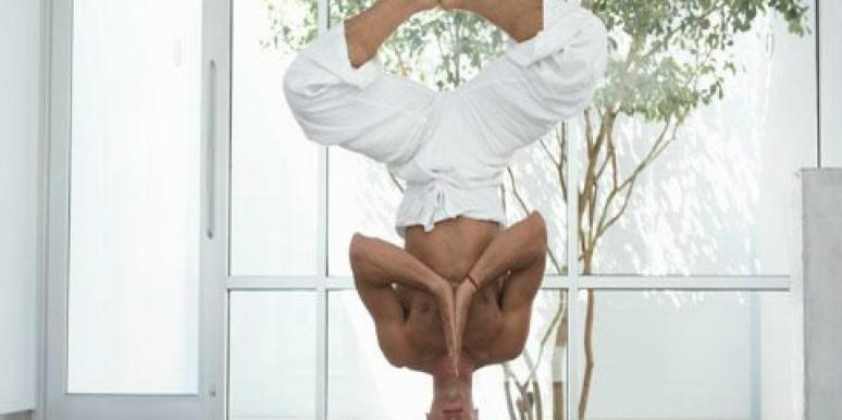 Sex: 9 Hot Guys Doing Yoga