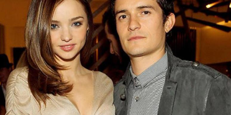 Breaking Love News: Orlando Bloom & Miranda Kerr Split