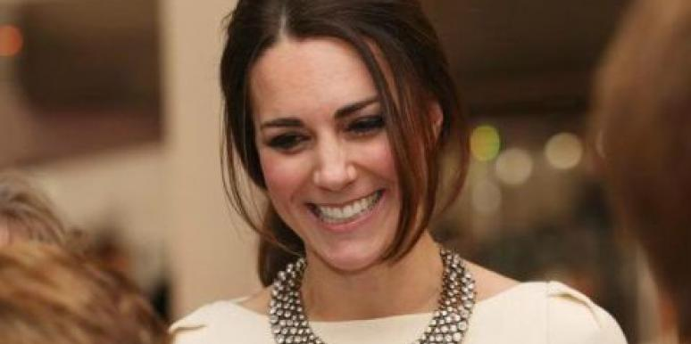 Love: Kate Middleton's Date Night With Prince William
