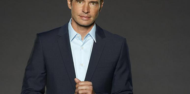 Scandal's Scott Foley