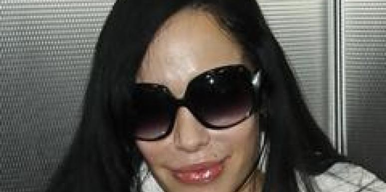 Octomom on the View