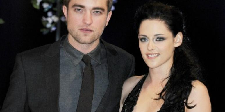 Robert Pattinson and KRisten Stewart breakover