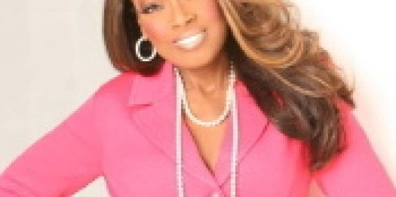 Star Jones Getting Divorced