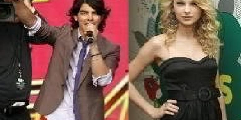 Joe Jonas &Taylor Swift: Break Up