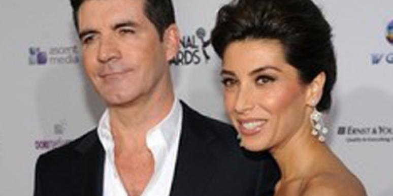 "Simon Cowell Is ""On A Break"" From Fiancée Mezhgan Hussainy"