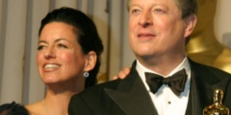 Al Gore and Laurie David
