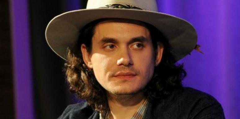 John Mayer hat