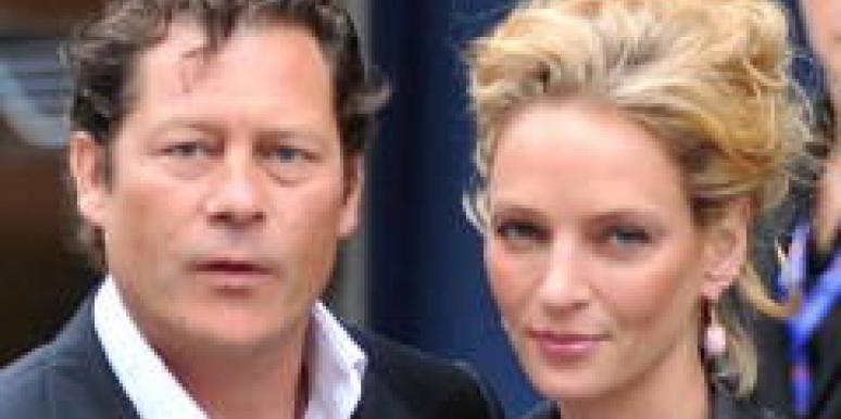 Uma Thurman Arpad Busson breakup