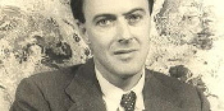 Roald Dahl: Real Life James Bond