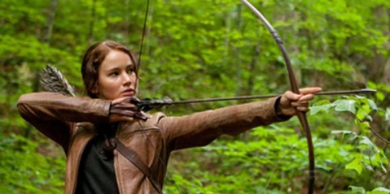 hunger games katniss everdeen