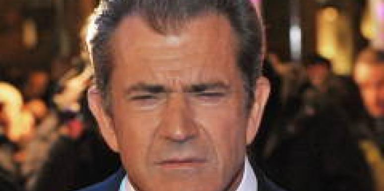 Mel Gibson tapes